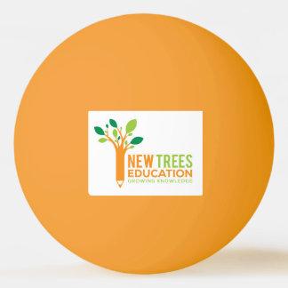 Bal van de Bomen van de pingpong de Nieuwe Pingpongbal