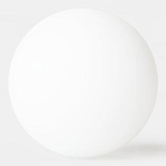 Bal van de Pingpong van de douane - de éénster Pingpongbal
