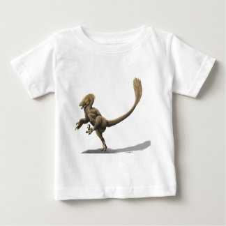 Balaur bondoc, nieuwe dromaeosaurid baby t shirts