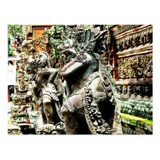Bali Briefkaart