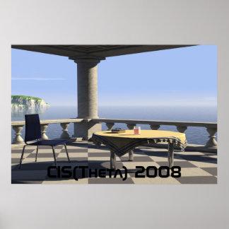 balkon, de GOS (Theta) 2008 Poster