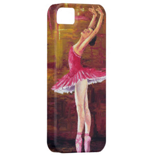 Ballerina Barely There iPhone 5 Hoesje