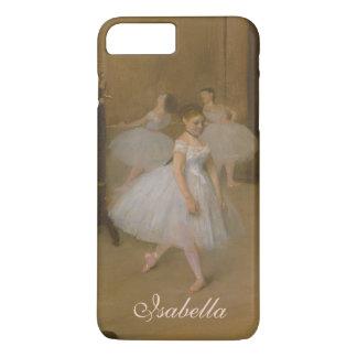 Ballerina | Edgar Degas | Danser iPhone 8/7 Plus Hoesje