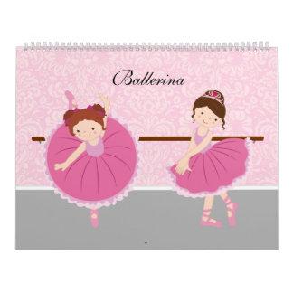 Ballerina Kalender