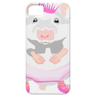 ballerina muis barely there iPhone 5 hoesje