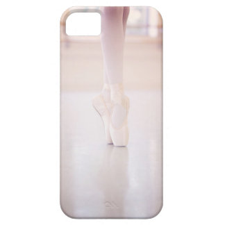 Ballet Engelse Pointe Iphone Barely There iPhone 5 Hoesje