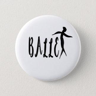 Ballet Ronde Button 5,7 Cm