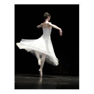 Balletdanser Wens Kaart