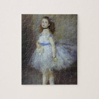 Balletdanser door Pierre Renoir, Vintage Fine Art Legpuzzel