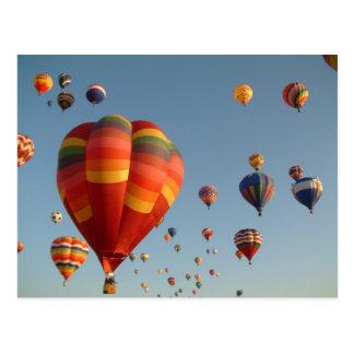 Ballon abq-2005-3 briefkaart
