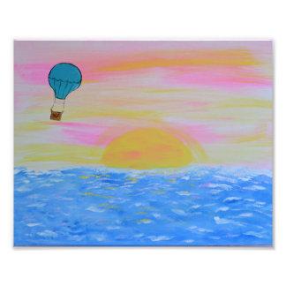 Ballon Foto Afdruk