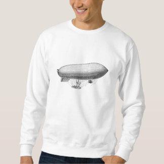 Ballon van de Hete Lucht van de Zeppelin van de Trui