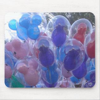 Ballons Muismat