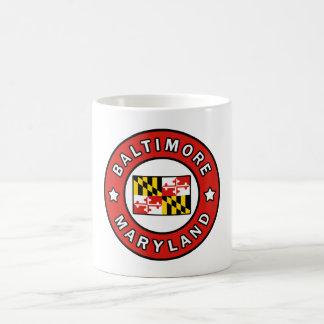 Baltimore Maryland Koffiemok