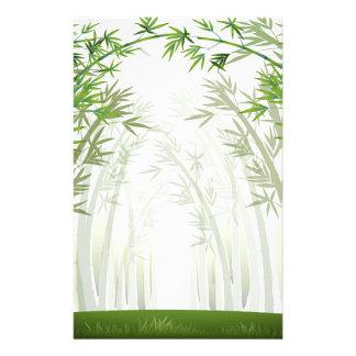 Bamboe Briefpapier