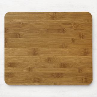 bamboe mousepad muismat