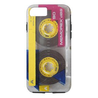 Band van de Cassette van Memorex Audio dbs 90 iPhone 8/7 Hoesje