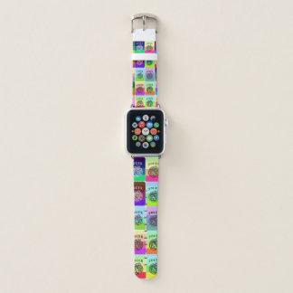 Band van de Pols van het Horloge van Apple van de
