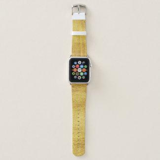 Band van het Horloge van Apple de Gouden