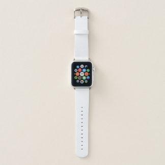 Band van het Horloge van Apple van het leer, 38mm
