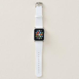 Band van het Leer van het Horloge van Apple, 42mm