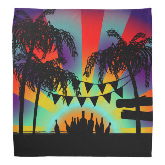 Bandana - Summer Style Beach
