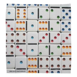 Bandana van domino's