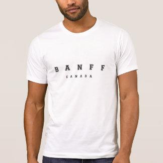 Banff Canada T Shirt