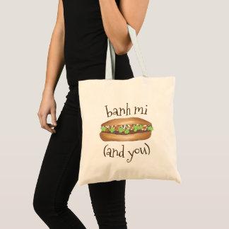 Banh Mi (en u) de Vietnamese Sandwich van Foodie Draagtas