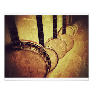 Banjos Foto Afdruk