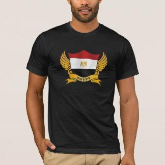 Banner van de Vlag van Egypte de Elegante T Shirt