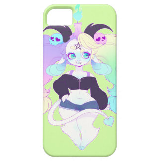 Baphomet Barely There iPhone 5 Hoesje