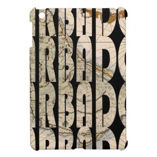 barbados1758 iPad mini case