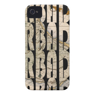 barbados1758 iPhone 4 hoesje