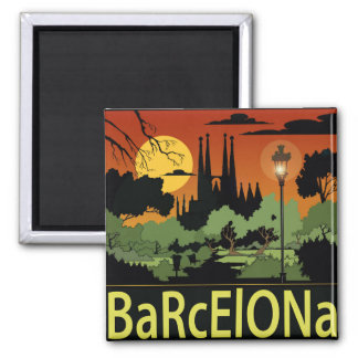 Barcelona. magneet