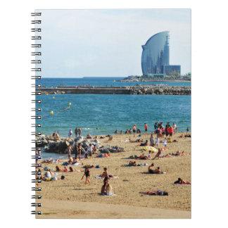 Barcelona Notitieboek