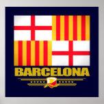 Barcelona Poster