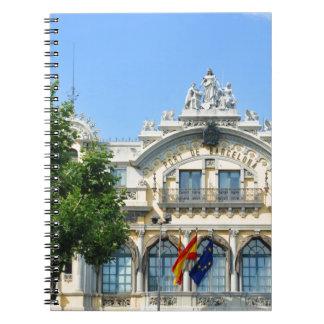 Barcelona, Spanje Notitieboek
