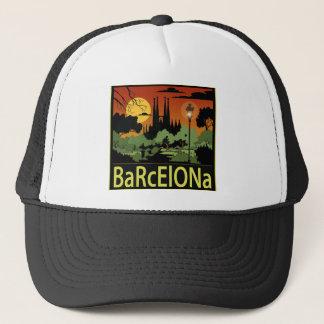 Barcelona Trucker Pet