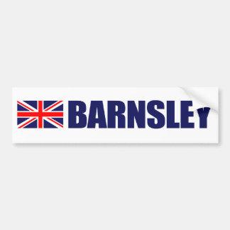 Barnsley, Britse Vlag Bumpersticker