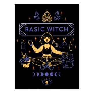 Basis Heksen - Camille Chew Briefkaart