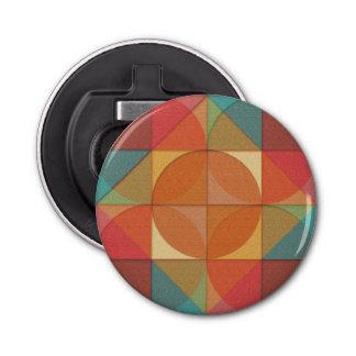 Basis vormen button flesopener