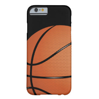 Basketbal Barely There iPhone 6 Hoesje