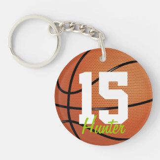 Basketbal Keychain Sleutelhanger