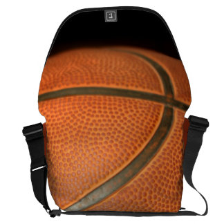 Basketbal Messenger Bags