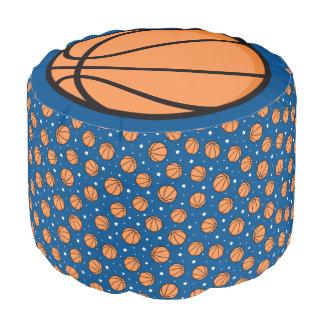 Basketbal Poef