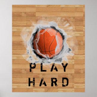 Basketbal Poster