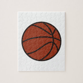 Basketbal Puzzel