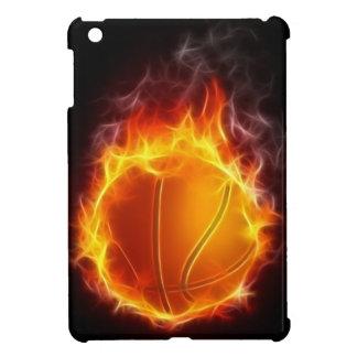 Basketbal van het MiniHoesje van de Brand iPad iPad Mini Case