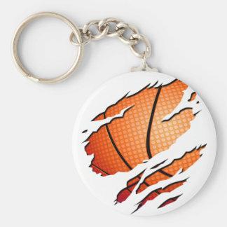 basketball sleutelhanger